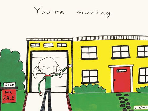 25 - You're moving