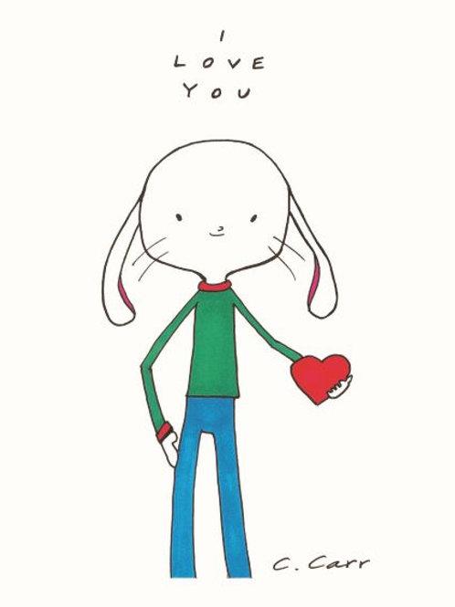 19 - I love you