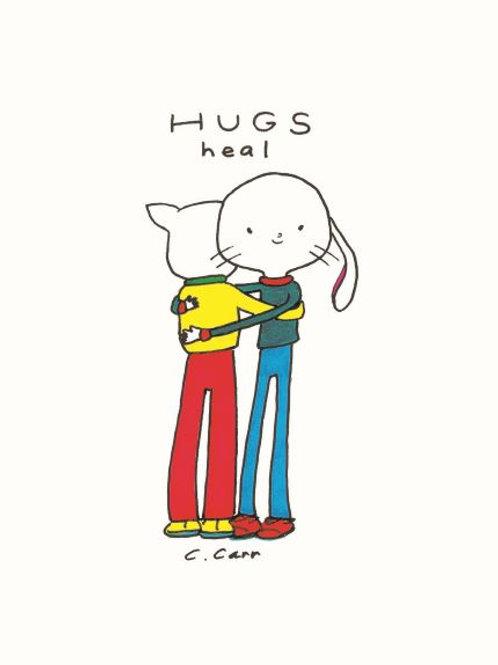 50 - Hugs heal