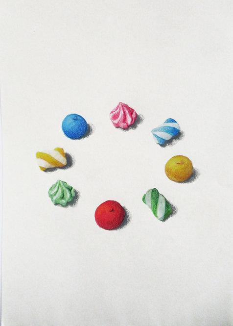 Marshmallow - Cristina Mangini - FMB Art Gallery