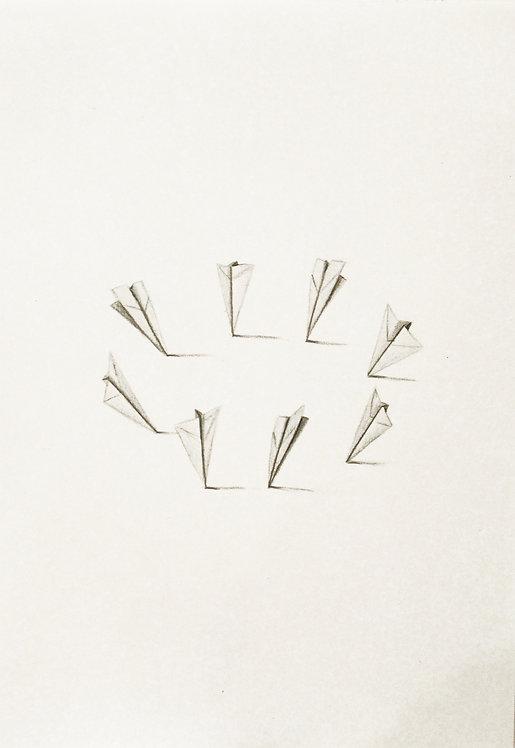 Aereoplani - Cristina Mangini - FMB Art Gallery