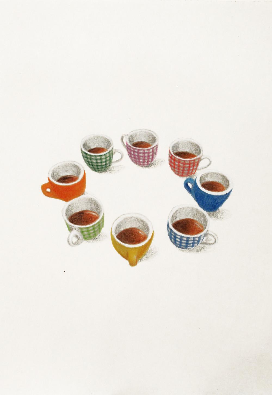 Caffè - Cristina Mangini