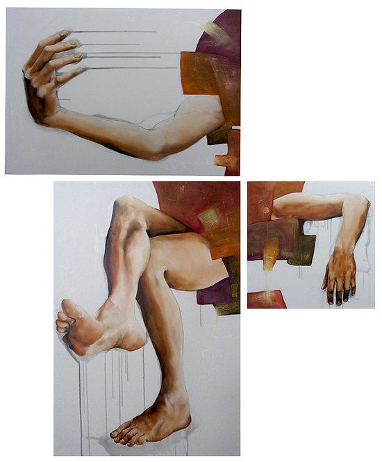 L'oratore - Mauro Molle - FMB Art Gallery
