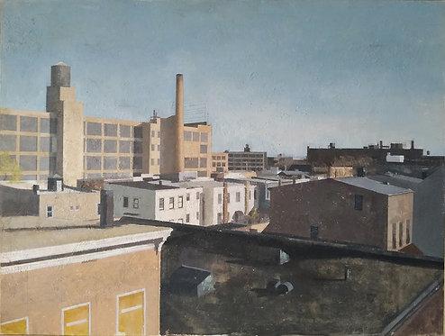 LONG ISLAND CITY, NYC - Enrique Moreiro - FMB Art Gallery