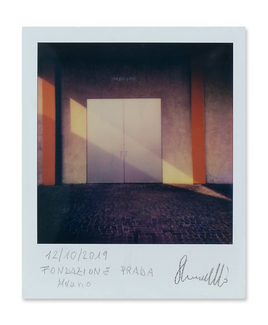 Fondazione Prada Milano - Ernesto Notarantonio - FMB Art Gallery