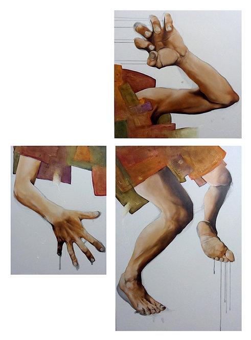 La vittima - Mauro Molle - FMB Art Gallery