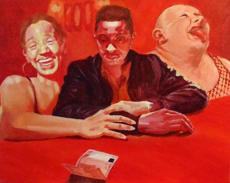 La cuenta - Bianca Demo - FMB Art Gallery