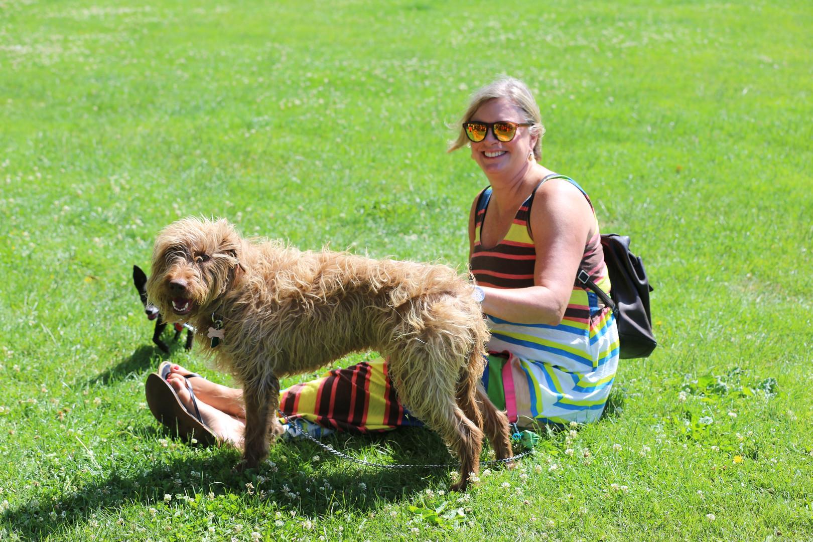 Dog Friendly Campaign Kick Off at Ramos Park