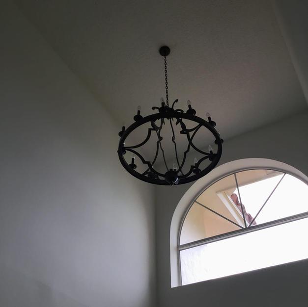 High Ceiling Light