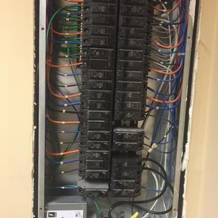 Panel Change