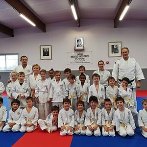 stage de judo 6-11 ans 2