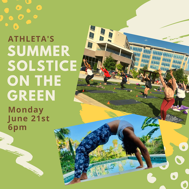 Summer Solstice on the Green at Waverly - South Charlotte