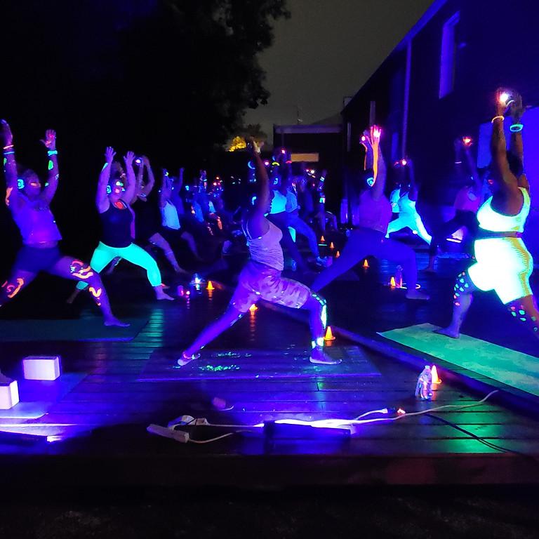 Glow + Drop Sound Yoga at Alchemy-C3 Lab