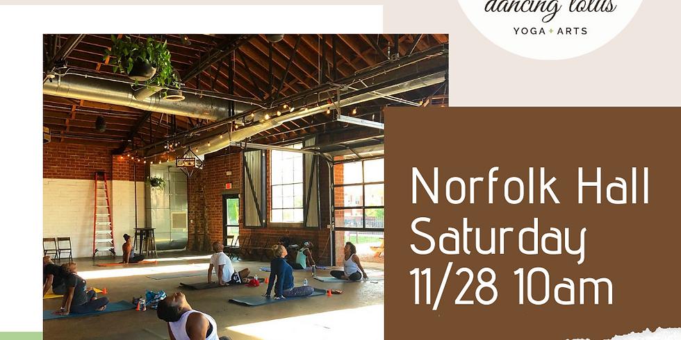 Yoga @ Norfolk Hall - Suffolk Punch