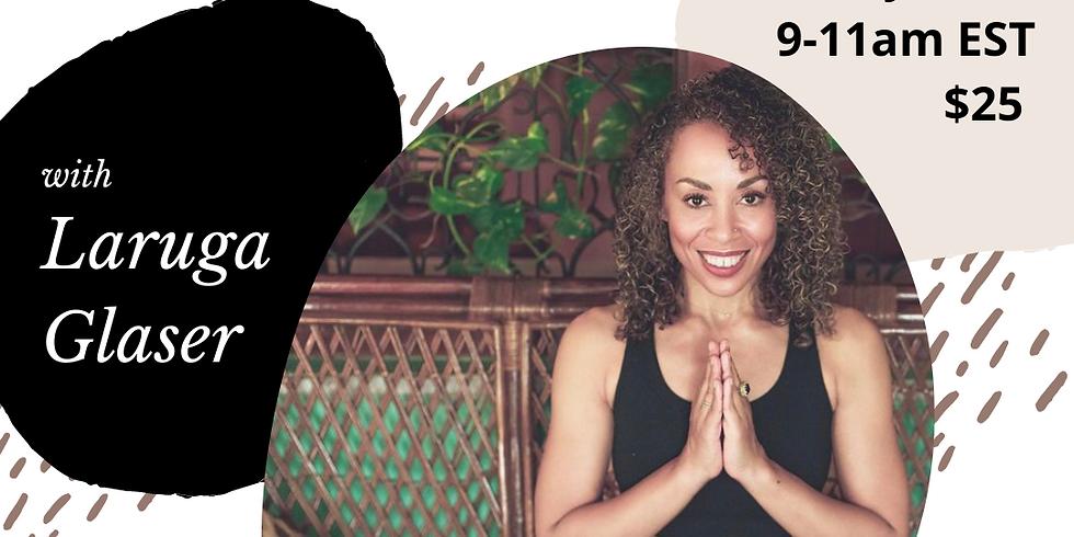 Ashtanga Yoga Led Primary + Q&A with Laruga Glaser
