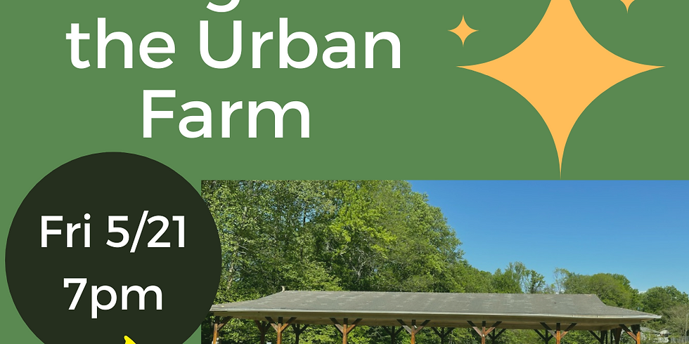 Twilight Yoga at the Urban Farm - Aldersgate