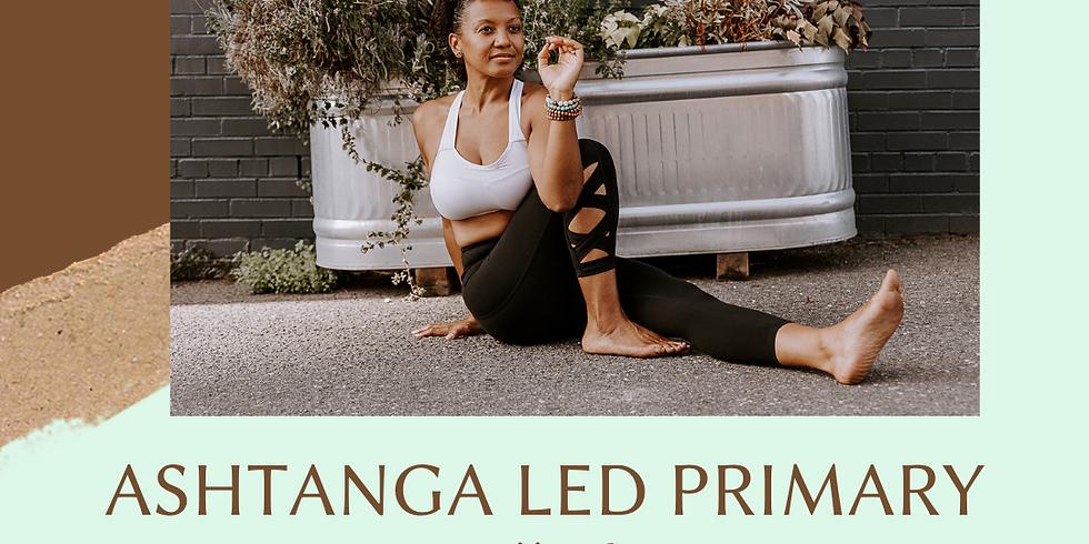 Weekly - Ashtanga Yoga Primary Series with Isabella