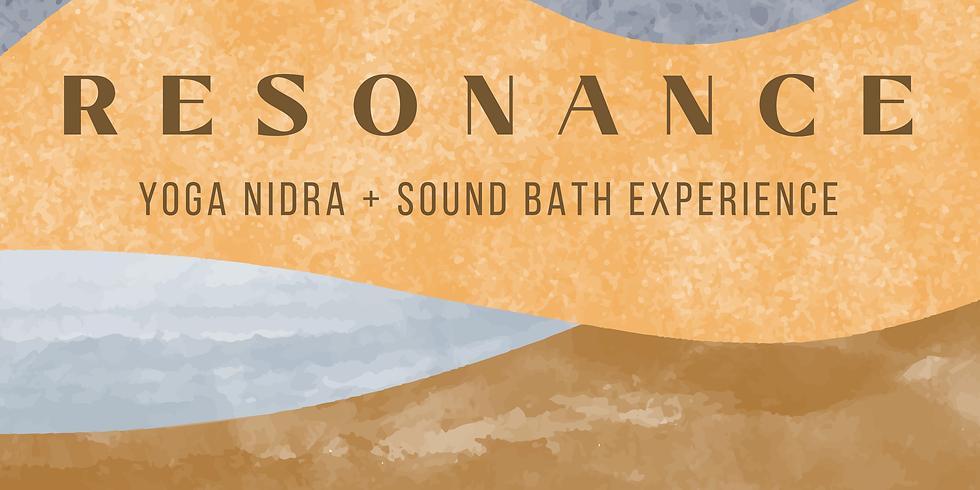 RESONANCE: Yoga Nidra + Sound Bath Experience