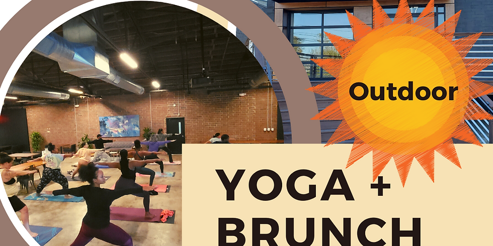 Yoga + Brunch at Alchemy