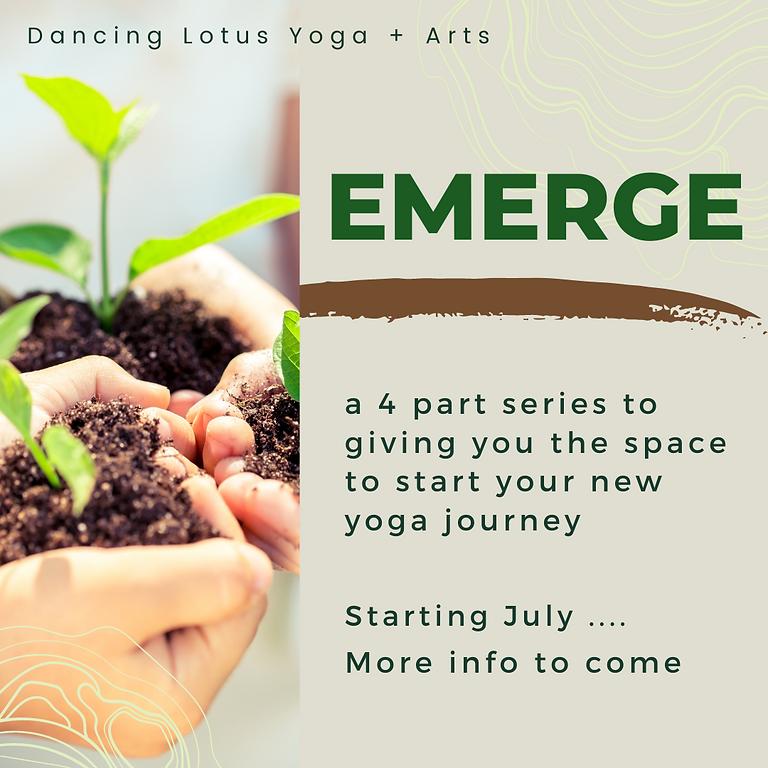 Emerge Yoga Series