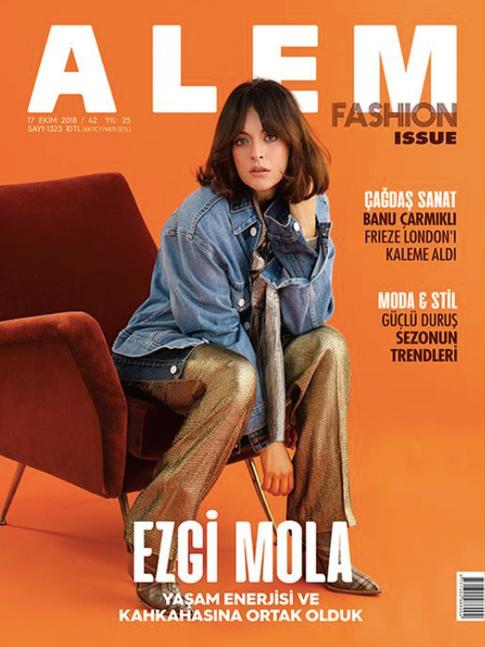 Alem Fashion Issue