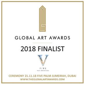 İpsiz Terzi Global Sanat Ödüllerinde Finalist Oldu!