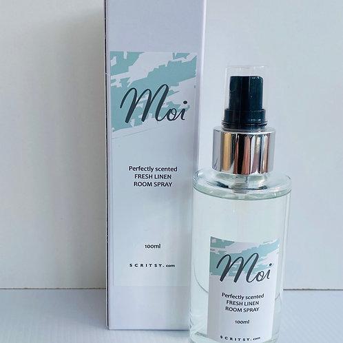 Room Spray - Fresh Linen scented 100ml