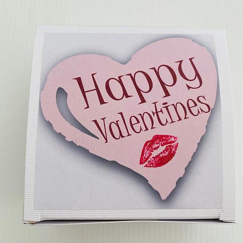 Valentines (KISS) - hand cream gift box set