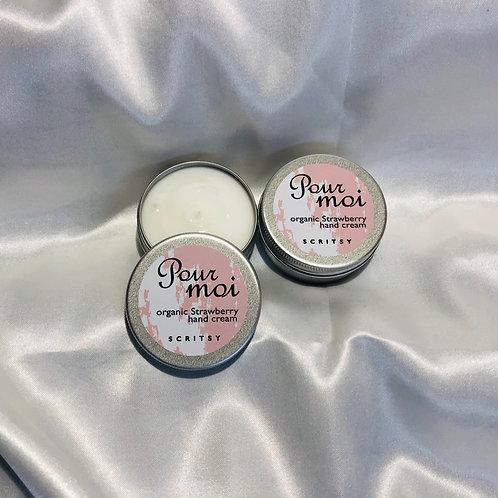 Sensuous Strawberry Hand Cream