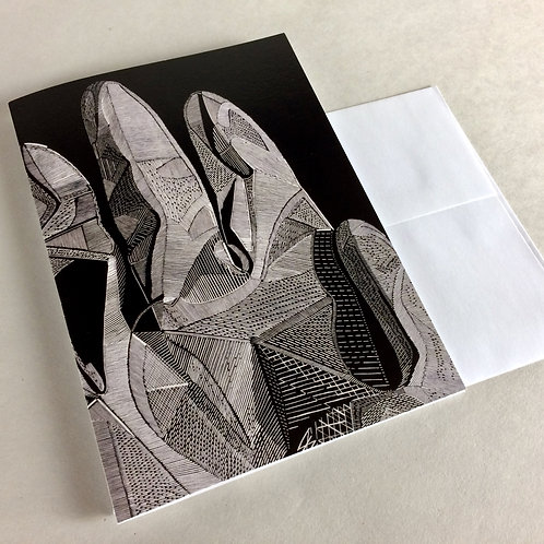 Glove Note Cards