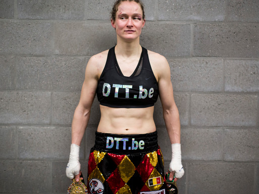 Taylor closer to unification bout in June against Delfine Persoon.