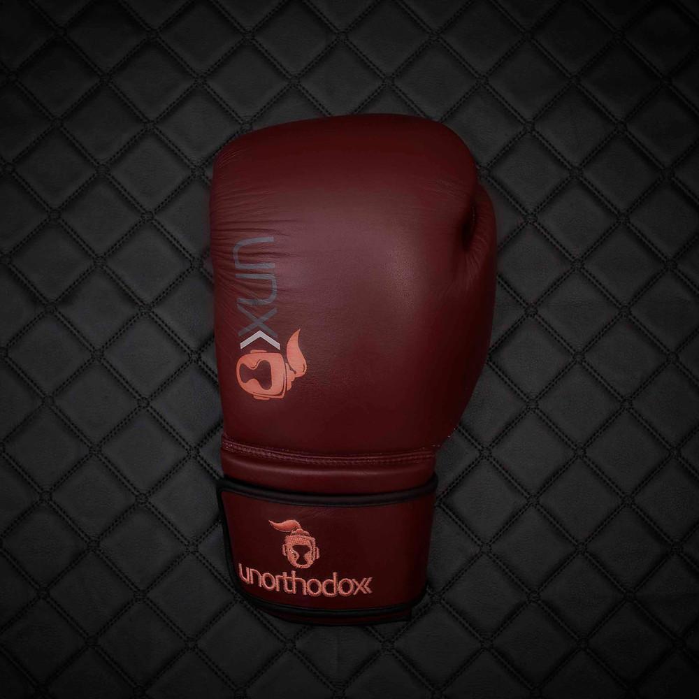 """Burgundy """"Urban Claret"""" Glove"""