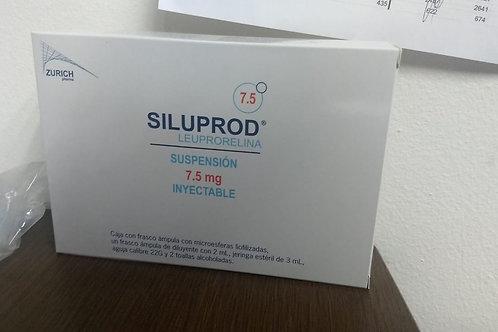 Leuprorelina Siluprod 7.5mg susp iny