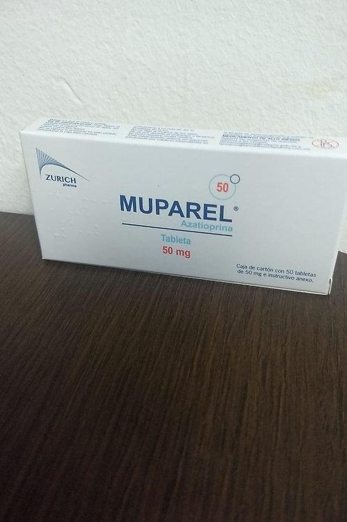 Azatioprina Muparel 50mg  C/50 Tabs