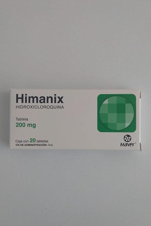 Hidroxicloroquina Himanix 200mg C/20 Tabs