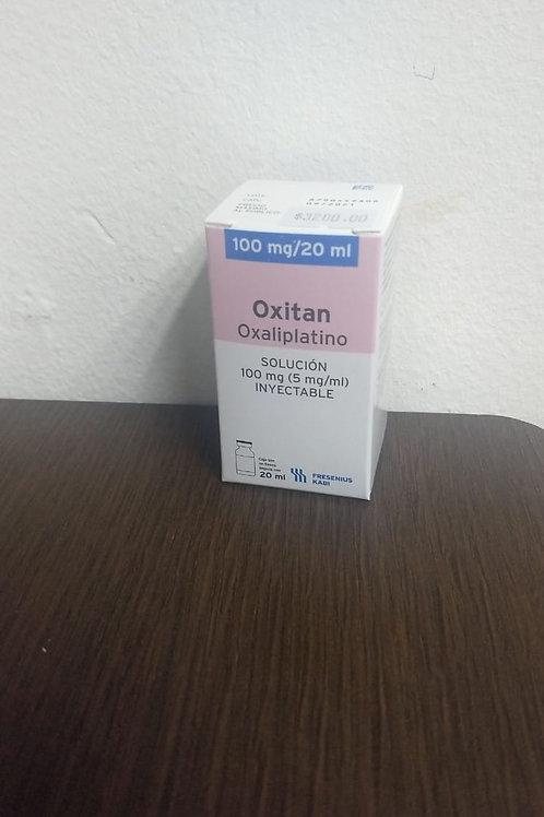 Oxaliplatino Oxitan 100mg sol iny