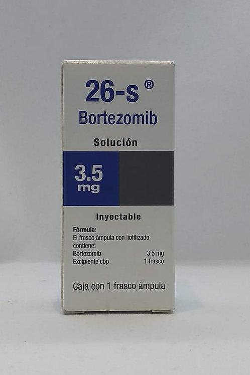 Bortezomib 26-S 3.5mg sol iny