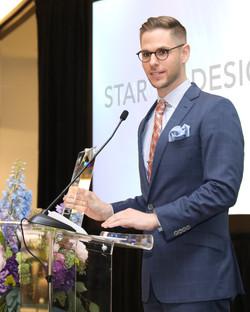 Named STAR OF DESIGN!
