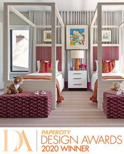 PaperCity Design Award Winner