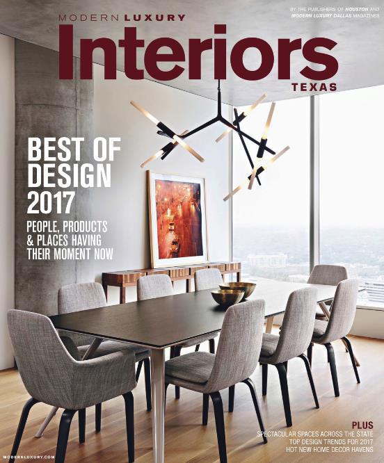 Named Best Interior Design Firm TX