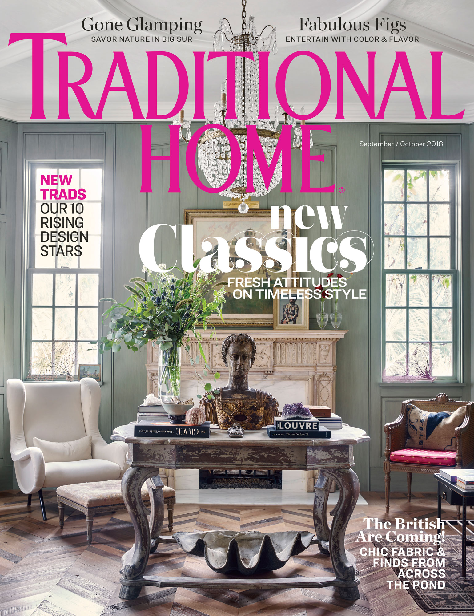 Traditional Home Mag: Sept/Oct 2018