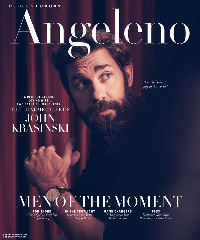 Angeleno Magazine April 2018