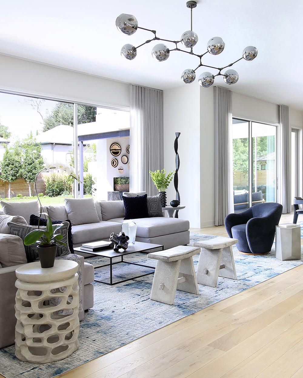 Houston Interior Design Firm: Benjamin Johnston Design