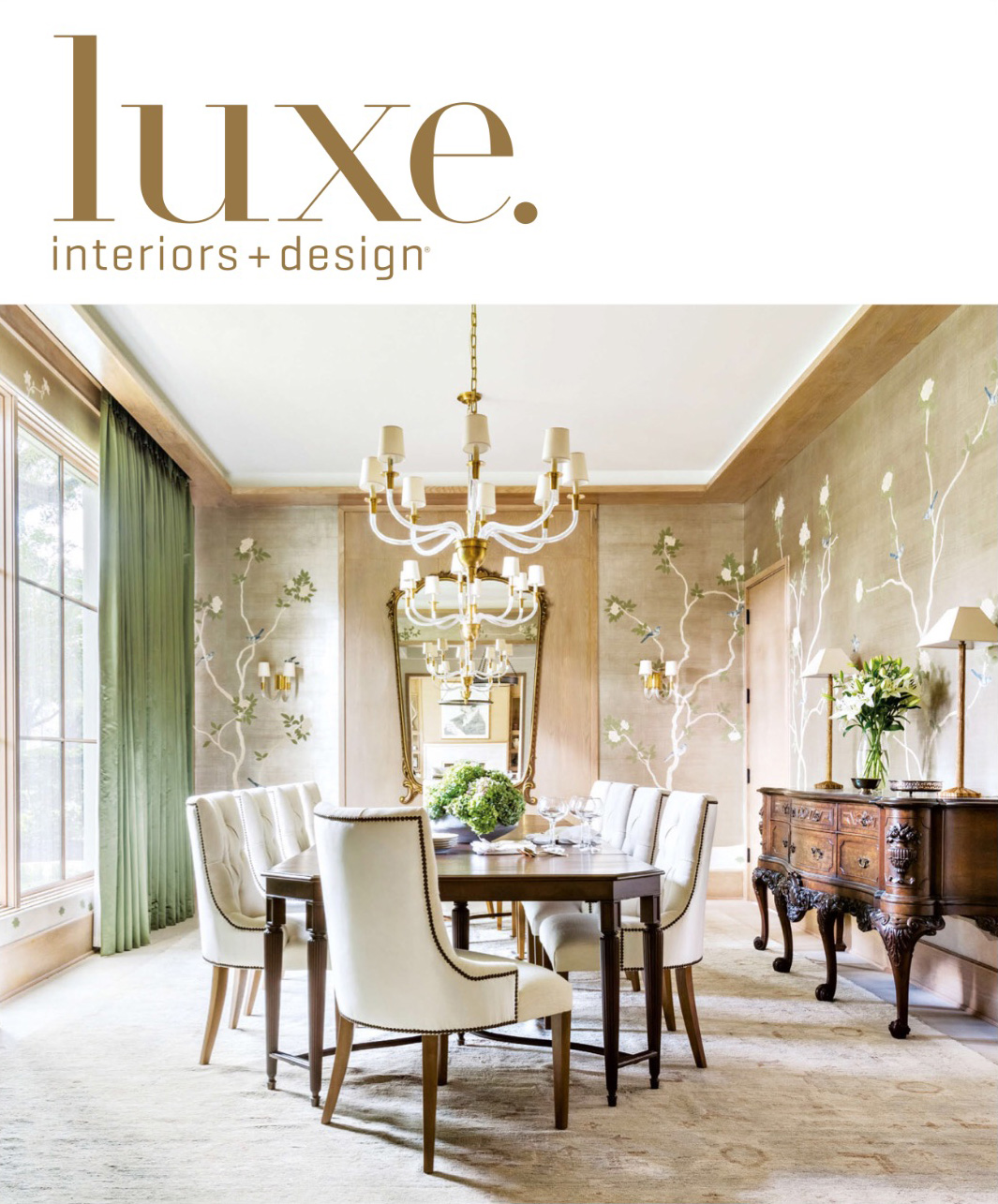 Luxe Magazine Nov / Dec 2017
