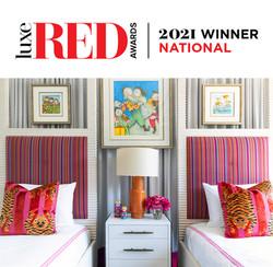 2021 National Red Luxe Award Winner