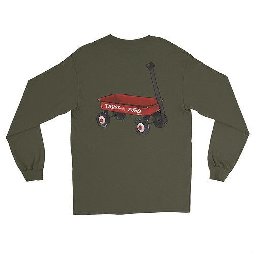 The Wagon Men's Long Sleeve Shirt