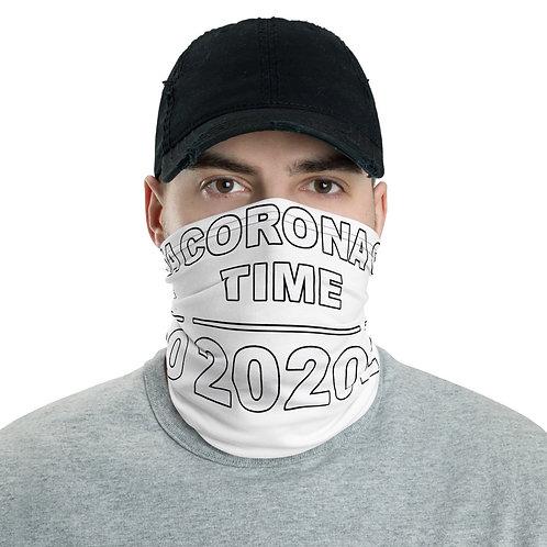 Corona Time 2020 Neck Gaiter (Face Mask)