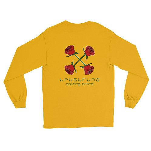 Roses Long Sleeve Shirt