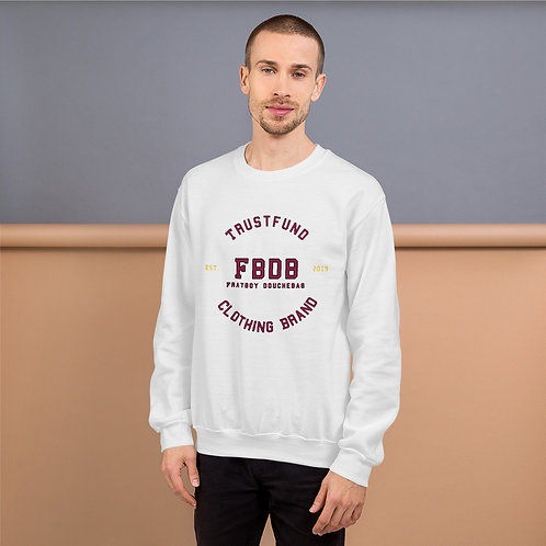 Fratboy Douchebag (FBDB) Sweatshirt