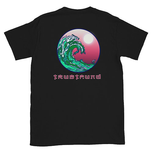 Green Tide Unisex T-Shirt